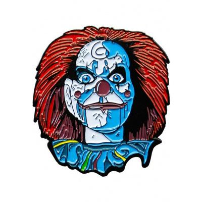 Dead Silence: Mary Shaw Clown Enamel Pin