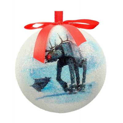 Star Wars: AT-AT Reindeer Christmas Ball