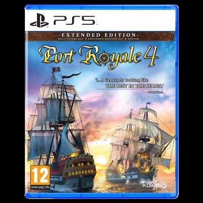 Port Royale 4 PS5