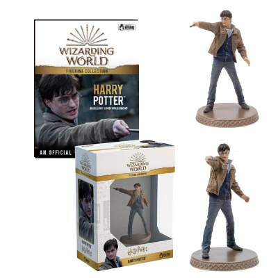 Harry Potter: Deathly Hallows - Harry Potter Resin Figurine