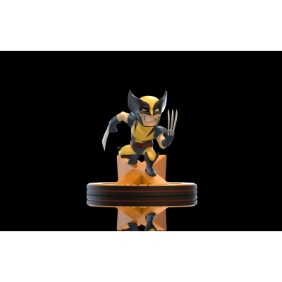 Marvel: X-Men - Wolverine Q-Fig PVC Diorama