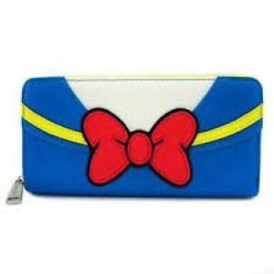 Loungefly: Disney - Donald Zip-Around Wallet