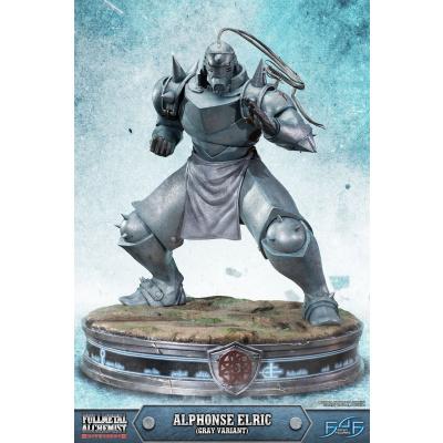 Full Metal Alchemist: Gray Alphonse Elric Statue