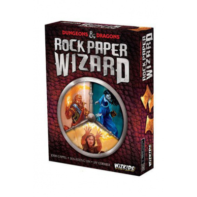 WizKids Game: Rock Paper Wizard