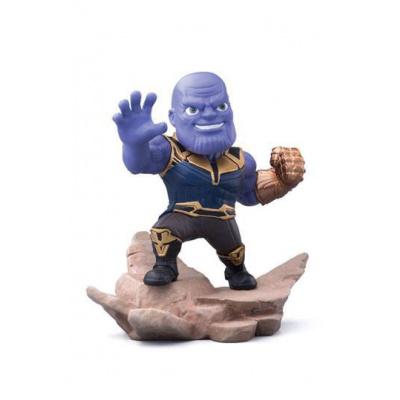Avengers Infinity War figurine Mini Egg Attack Thanos 9 cm