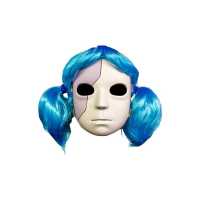 Sally Face: Sally Face Mask and Wig Set
