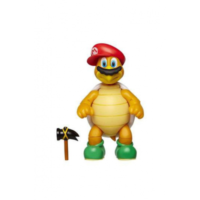 World of Nintendo série 15 figurine Cappy Hammer Bro with Hammer 10 cm