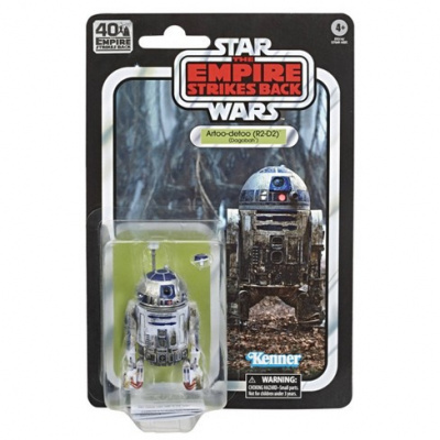 Star Wars The Black Series Artoo-detoo (R2-D2) (Dagobah) Toy Action Figure