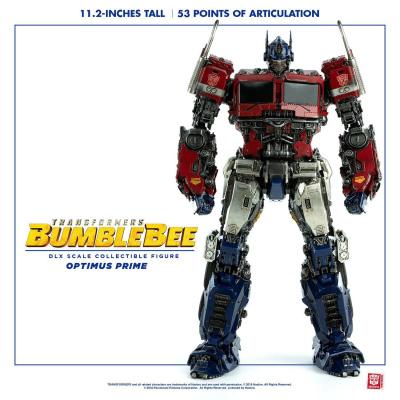 Transformers Bumblebee figurine 1/6 DLX Optimus Prime 28 cm