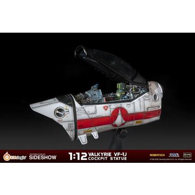 Robotech: Valkyrie VF-1J Cockpit 1:12 Scale Replica