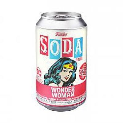 Wonder Woman Vinyl Soda Figure