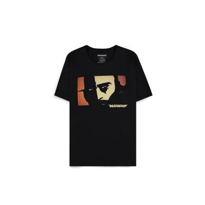 Deathloop: Colt Face T-Shirt Size XL