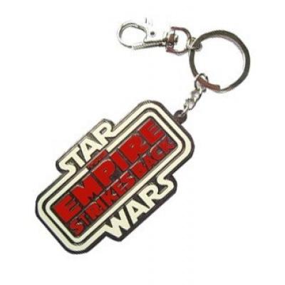Star Wars: The Empire Strikes Back Logo Snap Keychain