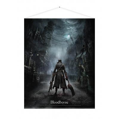 Bloodborne - Wand scroll - Night Street