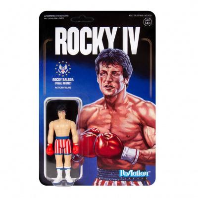 Rocky: Beat Up Rocky 3.75 inch ReAction Figure