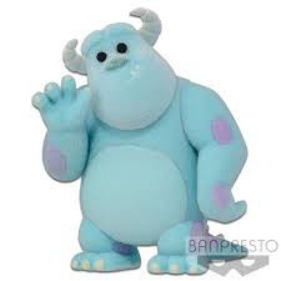 Disney: Pixar Characters - Monsters Inc. - Fluffy Puffy Petit Sulley