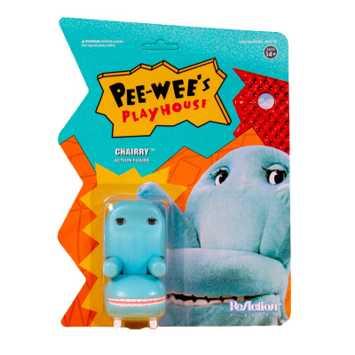 Pee-Wee's Playhouse: Chairry 3.75 inch ReAction Figure