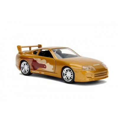 Fast and Furious: 1995 Toyota Supra Slap Jack Gold 1:32