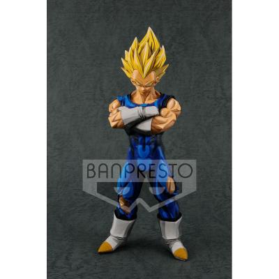 Dragon Ball Z: Manga Dimension - Super Saiyan Vegeta Grandista Figure
