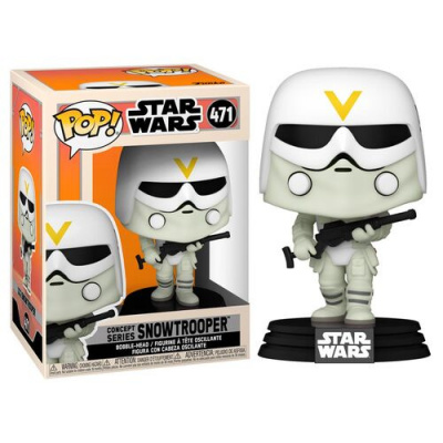 Pop! Star Wars: Concept Series - Snowtrooper