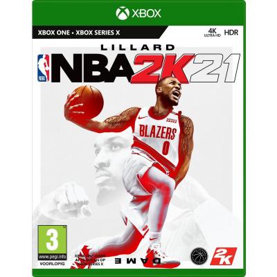 NBA 2K21 Xbox One/ Xbox Series X