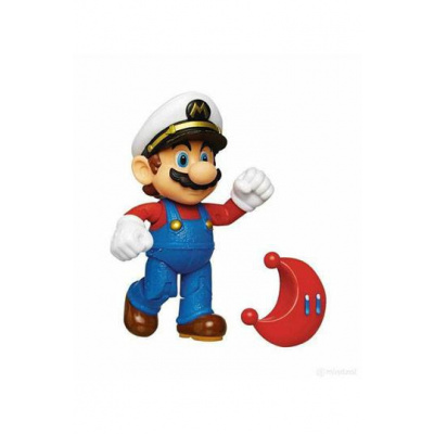 World of Nintendo série 15 figurine Captain Mario with Moon 10 cm