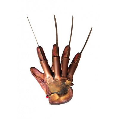 A Nightmare on Elm Street: Deluxe Freddy Krueger Glove