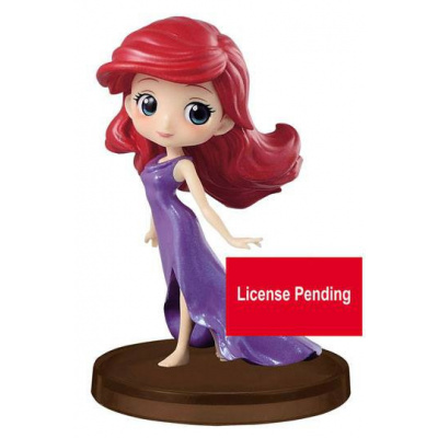 Disney: Q Posket Petit - Story of the Little Mermaid D