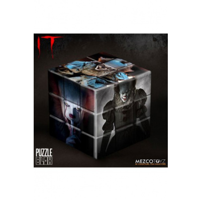 Stephen King's It 2017 Puzzle Blox Puzzle Cube Pennywise
