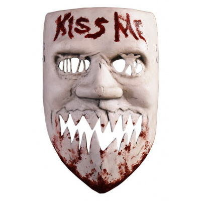 The Purge Election Year: Kiss Me Injection Mask