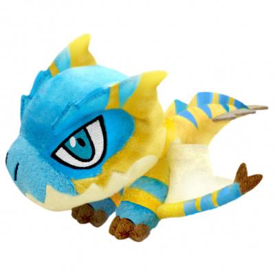 Monster Hunter: Tigrex Chibi Plush