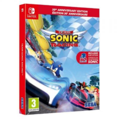 Team Sonic Racing - 30th Anniversary Edition - NS