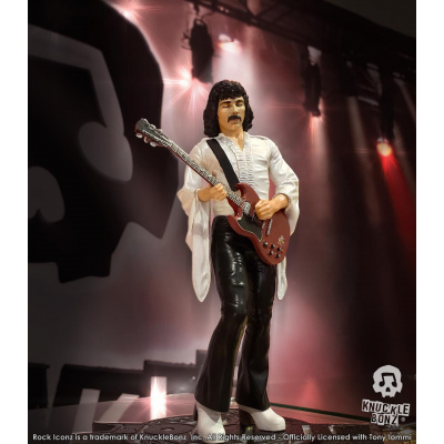 Rock Iconz: Tony Iommi Statue