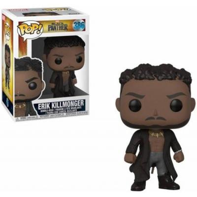 Funko Pop! Marvel Black Panther Erik Killmonger with Scars
