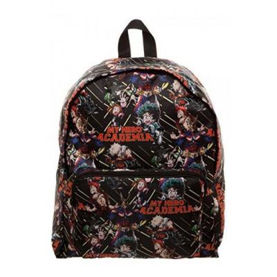 My Hero Academia Backpack Collage Print
