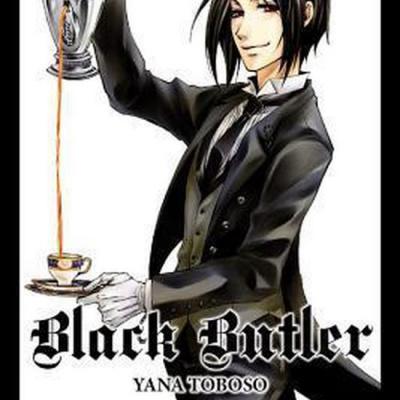 BLACK BUTLER TP VOL 01 NEW PTG