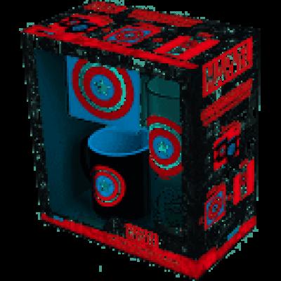 Marvel - Captain America giftbox