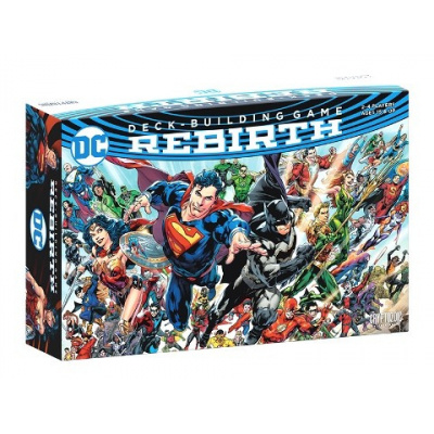 DC Comics: Deck-Building Game - Rebirth