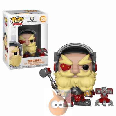 Pop! Games: Overwatch S4 - Torbjörn - 350