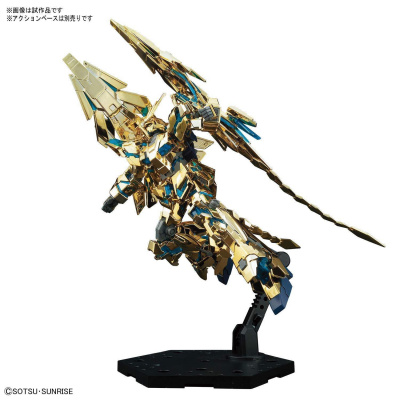 Gundam: Unicorn Gundam 03 Phenex DM N V Gold Coating 1:144 Model Kit