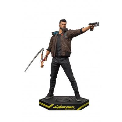 Cyberpunk 2077: Male V 9.5 inch PVC Statue