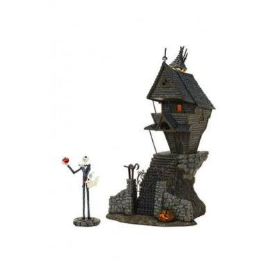 L'Étrange Noël de monsieur Jack statuette Jack Skellington's House 29 cm