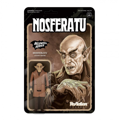 ReAction Movie: Sepia Nosferatu - 3.75 inch Action Figure