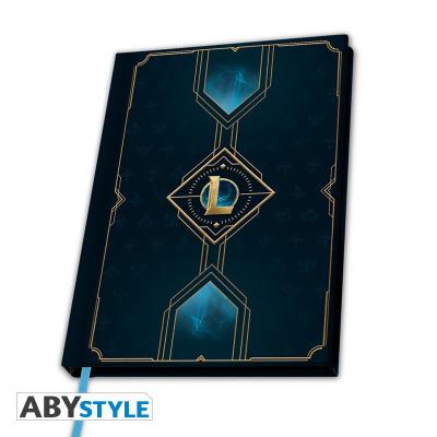 League of Legends - A5 Notebook