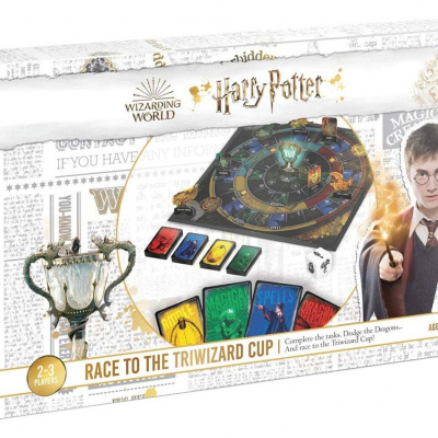 Harry Potter Boardgame - Race to the Triwizard Cup