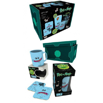 Rick and Morty: Meeseeks - Gift Box