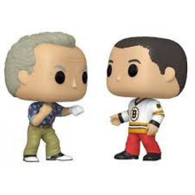 HAPPY GILMORE - Bobble Head POP 2 Pack - Bob Barker & Happy Gilmore