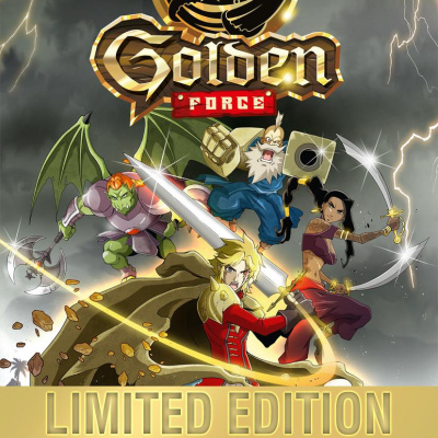 Golden Force Limited Edition (Nintendo Switch)