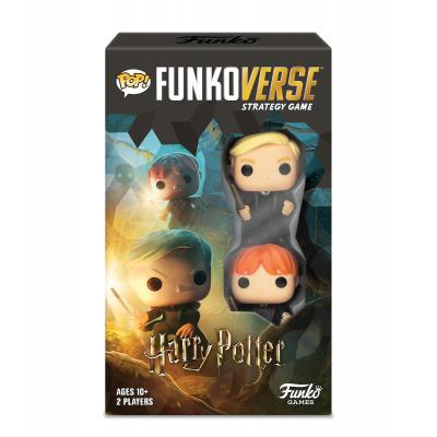 Pop! Funkoverse: Harry Potter 101 - English Expandalone