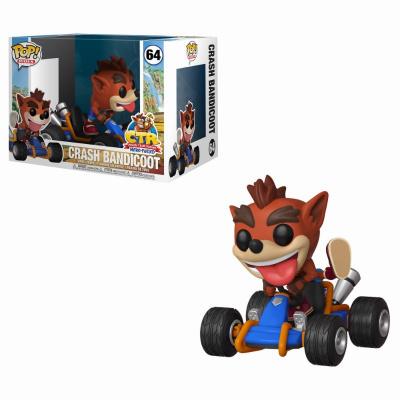 Pop Rides: Crash Team Racing - Crash Bandicoot 64